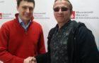 С Иваном Охлобыстиным