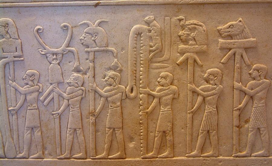 древний египет картинки клеопатры