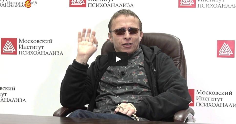 Иван Охлобыстин. Демократия в России была  раньше, чем в западной Европе